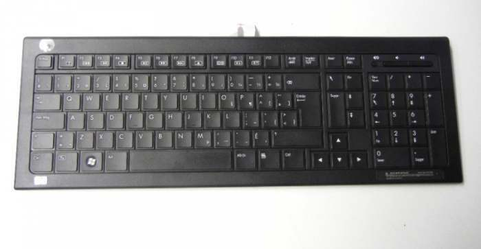 HP Touchsmart French Canadian Keyboard RK713A