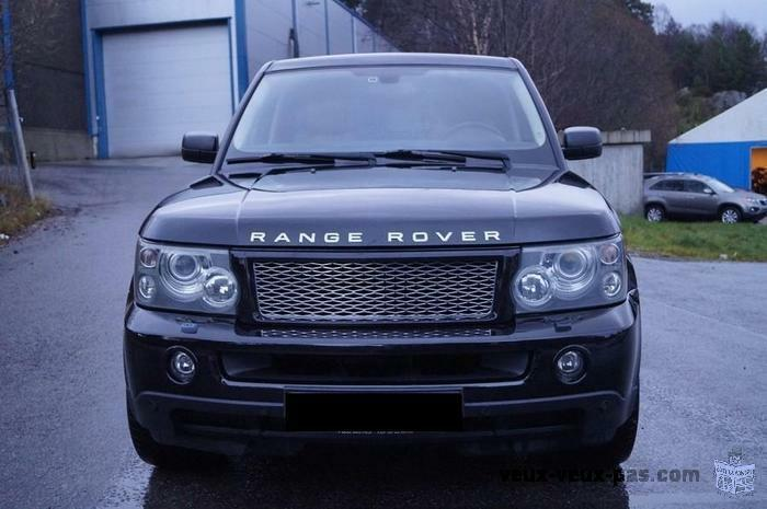 Land Rover Range Rover Sport 2.7 190HK Harman / Kardon Navi Luft 2005 150,000 km -