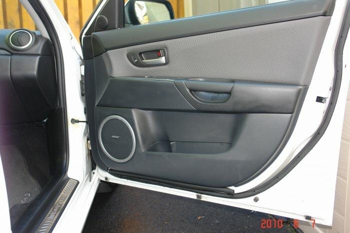 Mazda 3 speed 2007