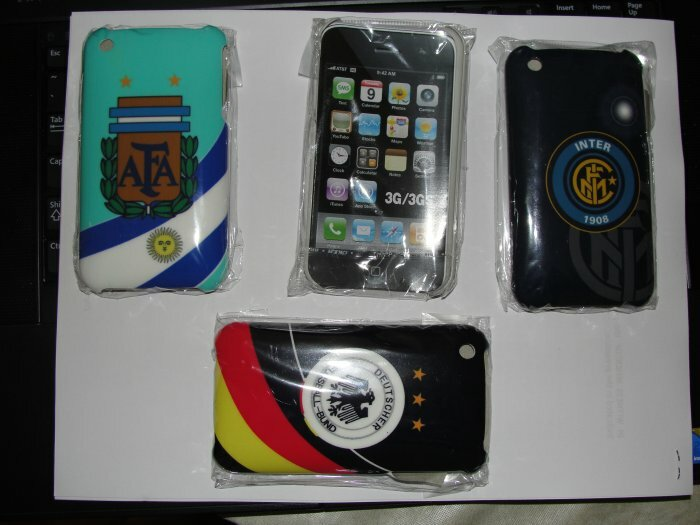 Protecting new Iphone Soccer