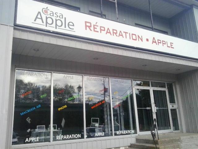 Repair : iPhone,iPad,iPod,Macbook The Best In Montreal
