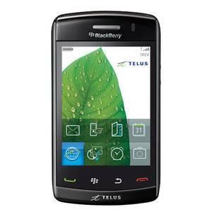 TELUS - Student package $35 + Number Display 7$ + Blackberry