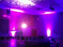 Éclairages, sonorisation et équipements de scène à 165 $