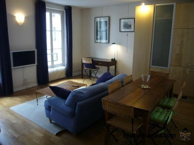 3 pièce 1 chambre meuble 43m² Montréal Centre-Ville