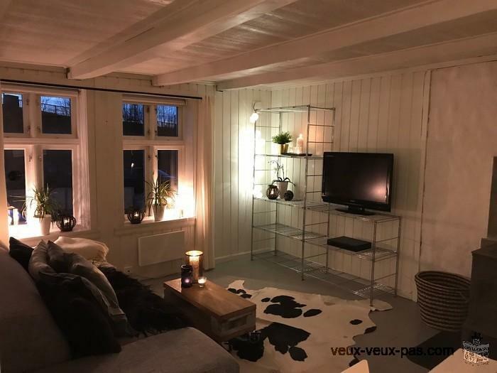 3 pièces 1 chambre meuble 50 m² Montréal