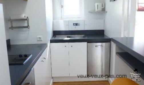 Appartement à Paris 3 pièce(s) 2 chambre(s) Rue des Jeuneurs
