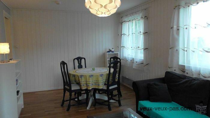 Appartement 1 chambre meuble 40m²