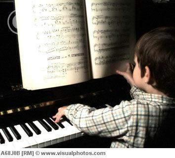 Apprendre le piano !