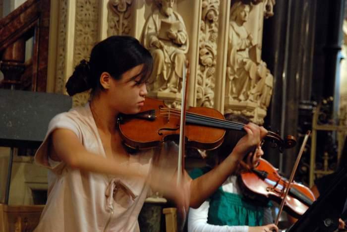 Apprendre le violon!