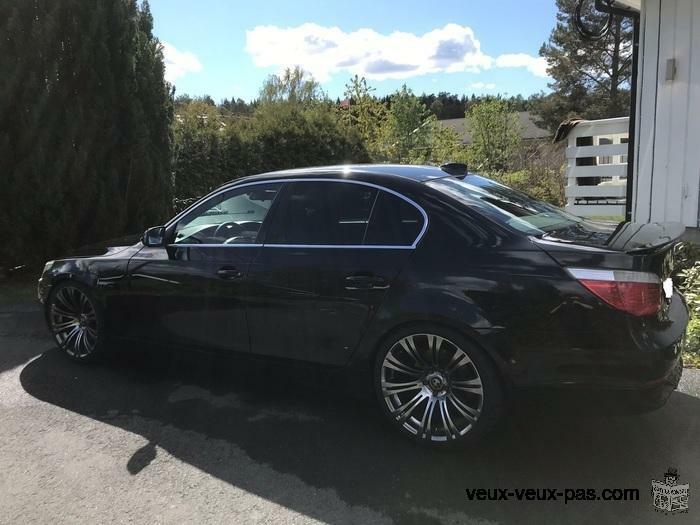 BMW 5-serie 520 I 2.2