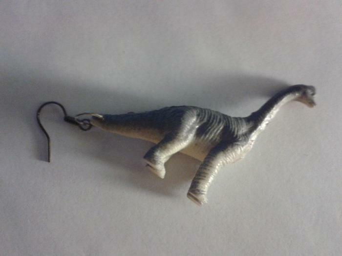 Boucles d'oreilles dinosaures