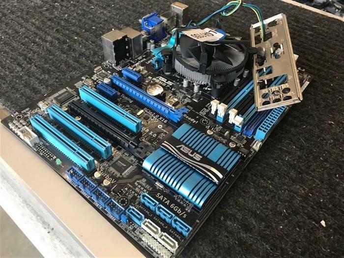 CARTE MERE ASUS P8H67-V ATX SOCKET LGA 1155
