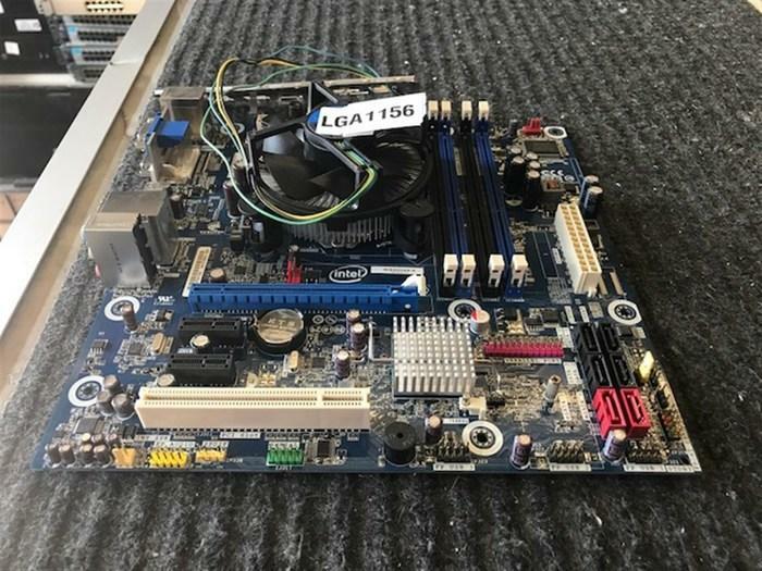 CARTE MERE INTEL DH55TC SOCKET LGA1156 MICRO ATX