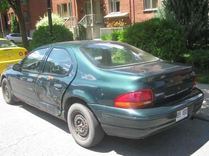 Dodge stratus 1997 ,600$