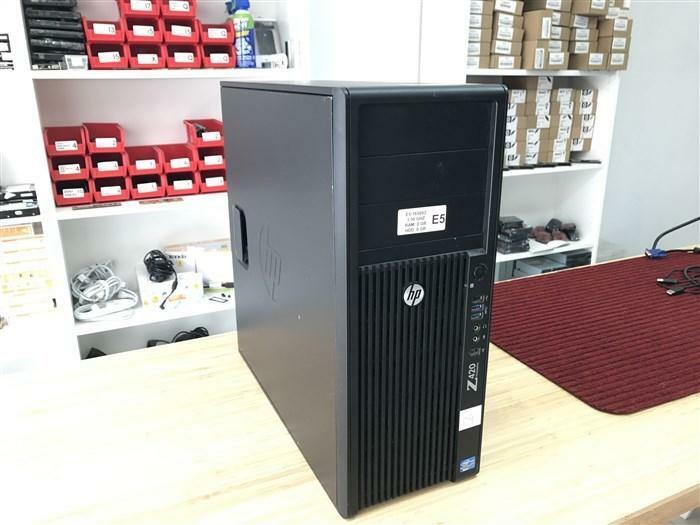 HP Z420 WORKSTATION XEON E5-1650V2 6CORE 8/16/32GB USB 3.0