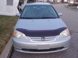 Honda Civic LX, 1.7 Sedan