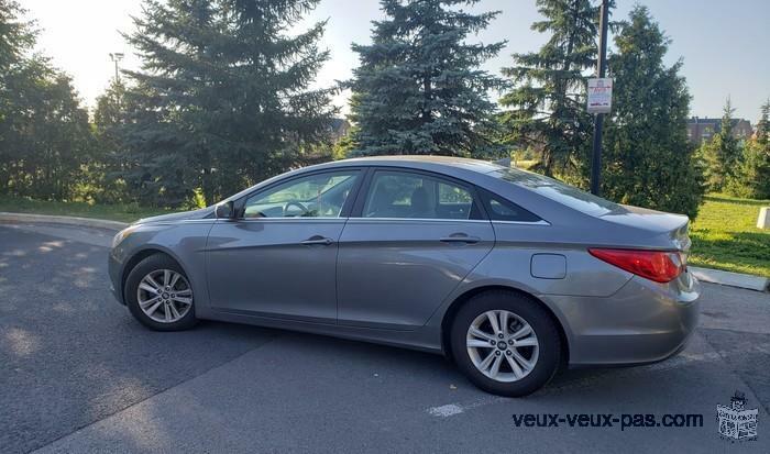 Hyundai Sonata GLS 2012 à 5000$