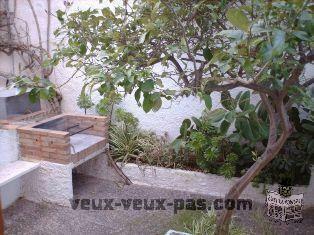 LOCATION ESPAGNE VACANCES FRONT MER MAISON 4 CHAMBRES PATIO GARAGE(ALCOCEBRE)
