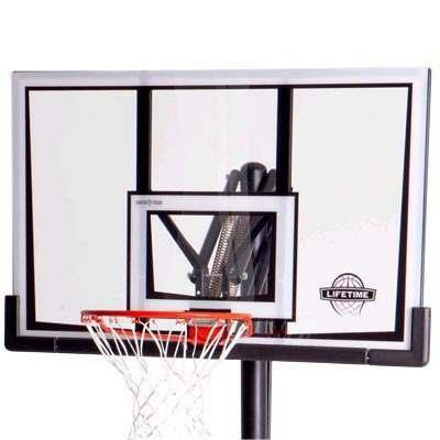 Lifetime Système portatif de basketball 132 cm( 52 po)