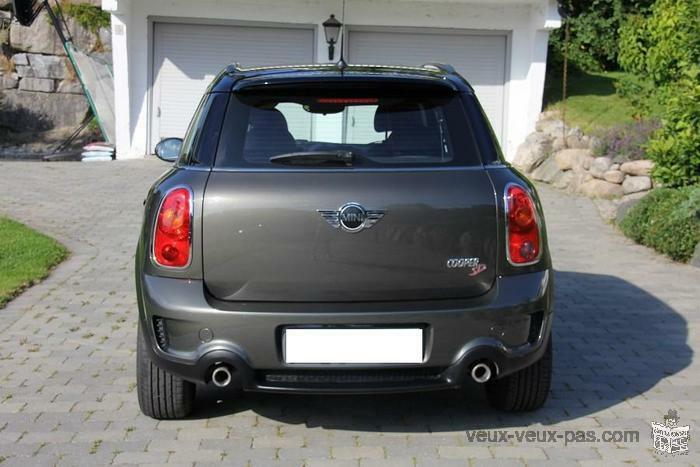MINI Countryman Cooper SD, ALL4