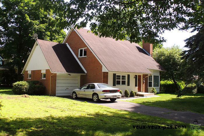 Maison à étages à vendre à Saint-Bruno-de-Montarville