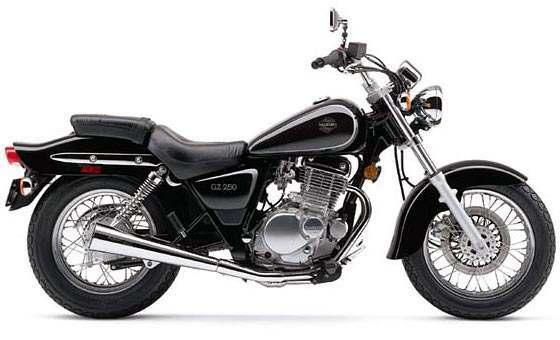 Moto Marauder