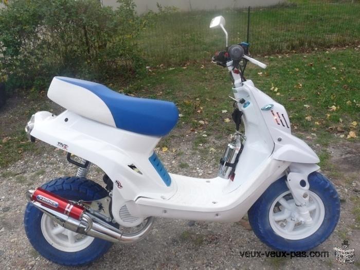 Moto scooter MBK Spirit