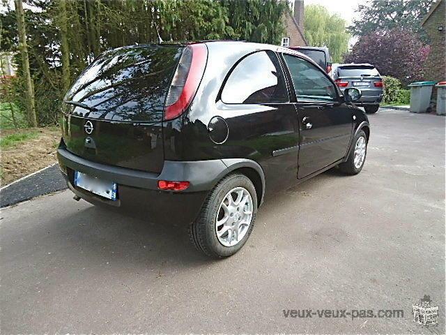 Opel Corsa iii (2) 1.3 4cv cdti édition