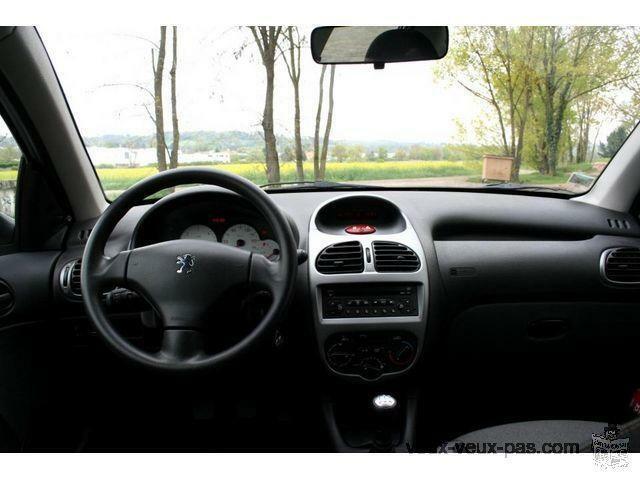 Peugeot 206 (2) 1.4 hdi 70