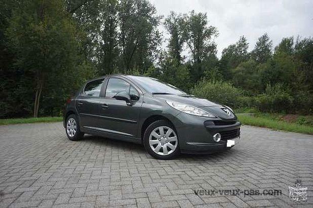 Peugeot 207 Hatchback Sporty 1.4 HDI (Diesel)