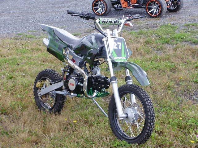 Scooter et Dirt Bike à vendre