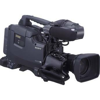 """Sony DSR-450WSL 2 / 3 """"3CCD professionnel DVCAM Caméscope Kit"""