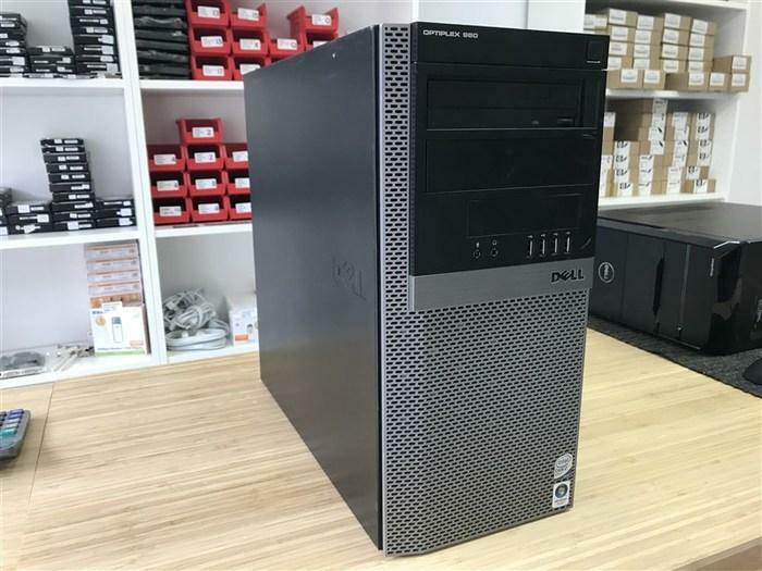TOUR PC DELL OPTIPLEX 960 CORE 2 QUAD 2.50GHZ 4GB 250GB