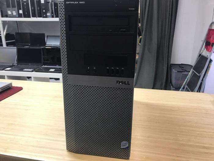 TOWER DELL OPTIPLEX 960 CORE 2 DUO E8400 3.00GHZ 8GB 500GB