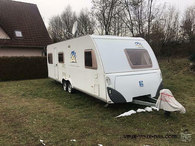 Type de véhicule Caravane Roulotte Occasion