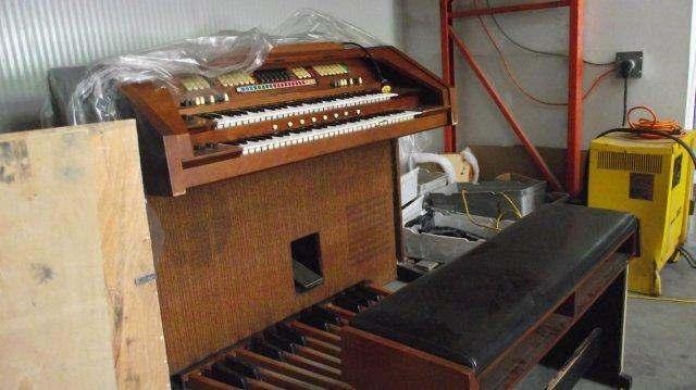 Un orgue à vendre