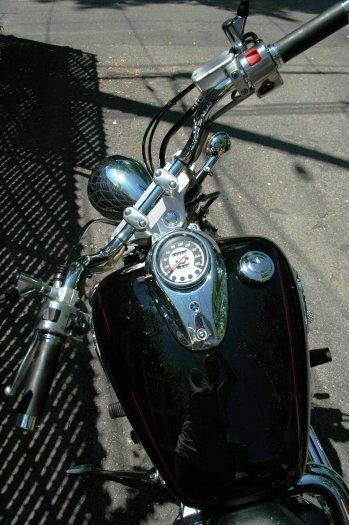 Vstar 650cc, 2004